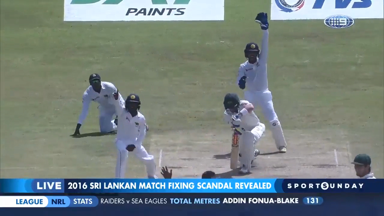Sports Sunday discuss Sri Lanka match-fixing allegations