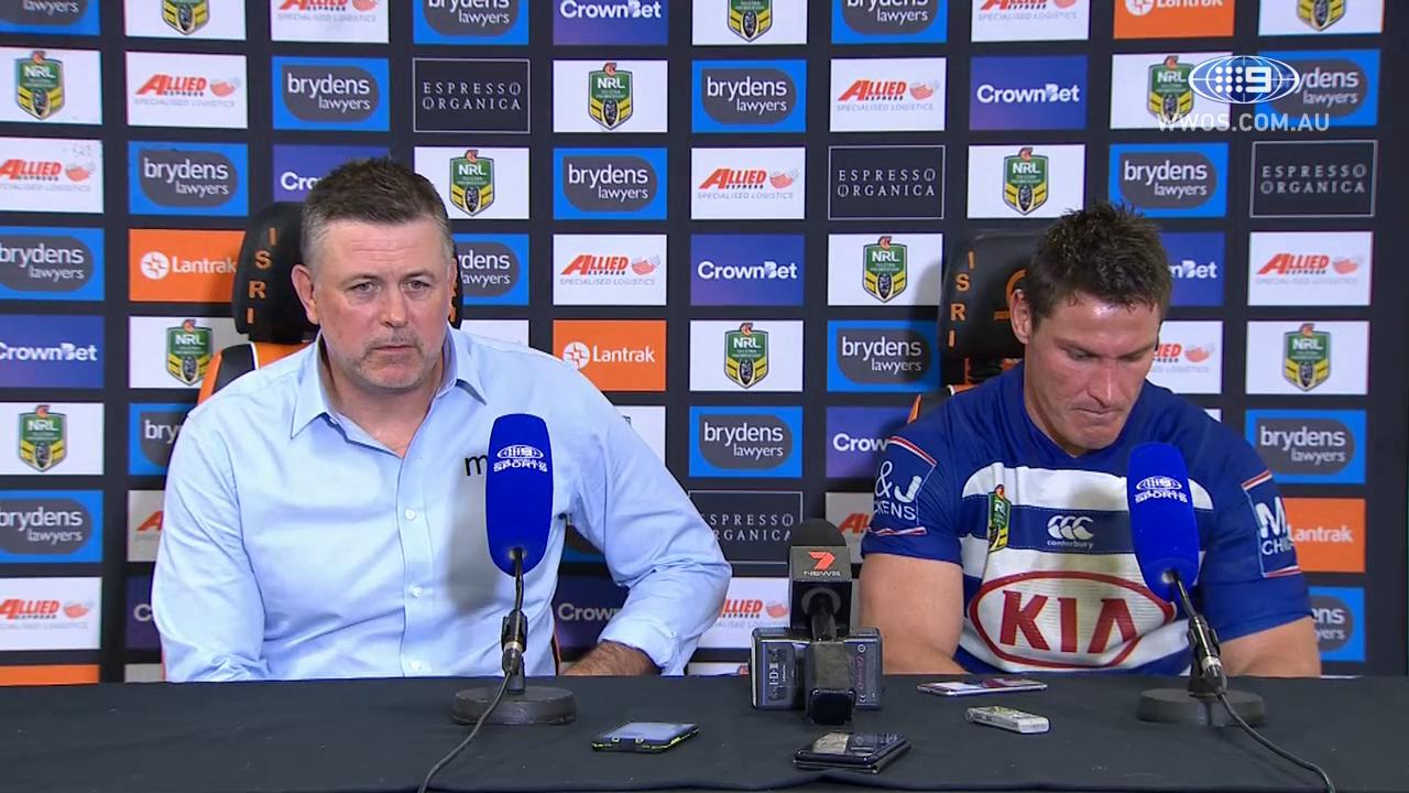 NRL Press Conference: Canterbury Bulldogs - Round 12