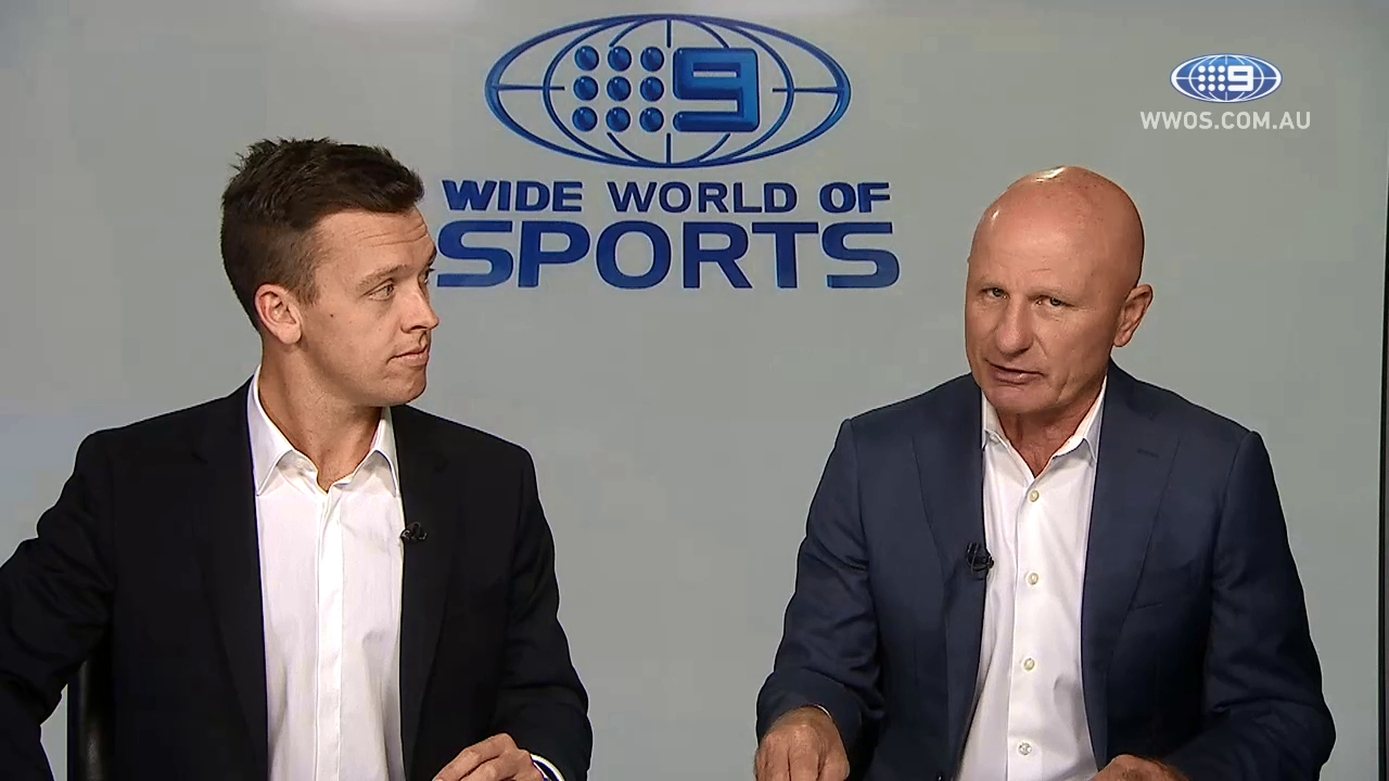 He would have been one of the first players picked: Sterlo