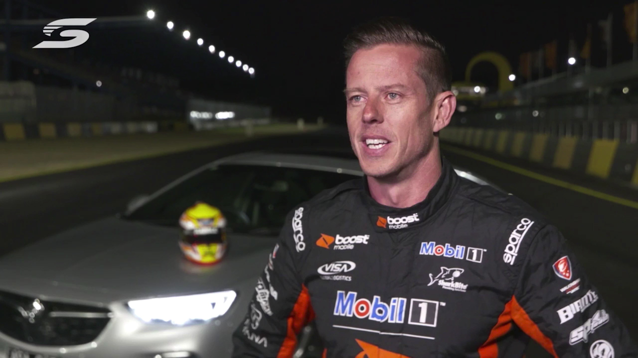 Former Supercars champ gives thumbs up to night racing