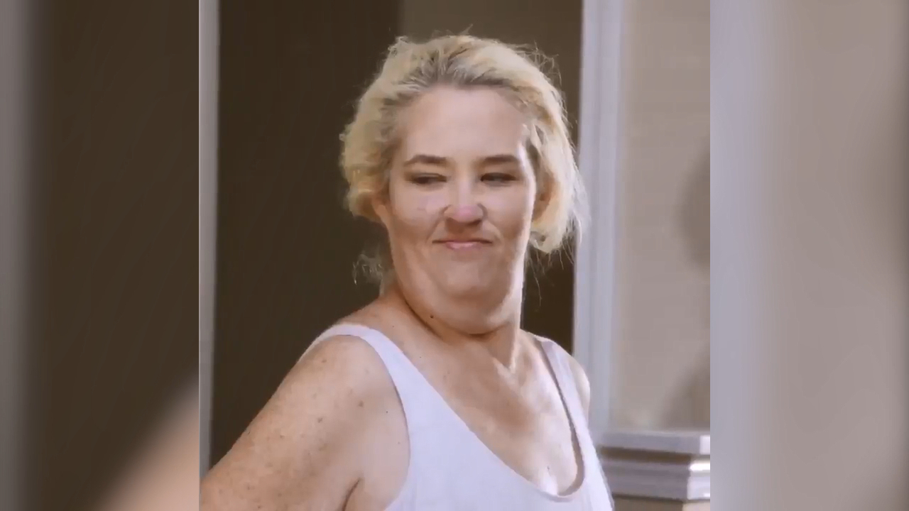 Mama June reveals 11-kilo weight gain on 'From Not to Hot'