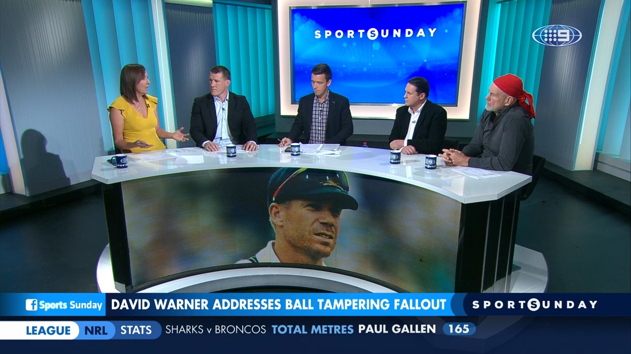 SPORTS SUNDAY: Ellis, Gallen call for Australia to forgive Warner