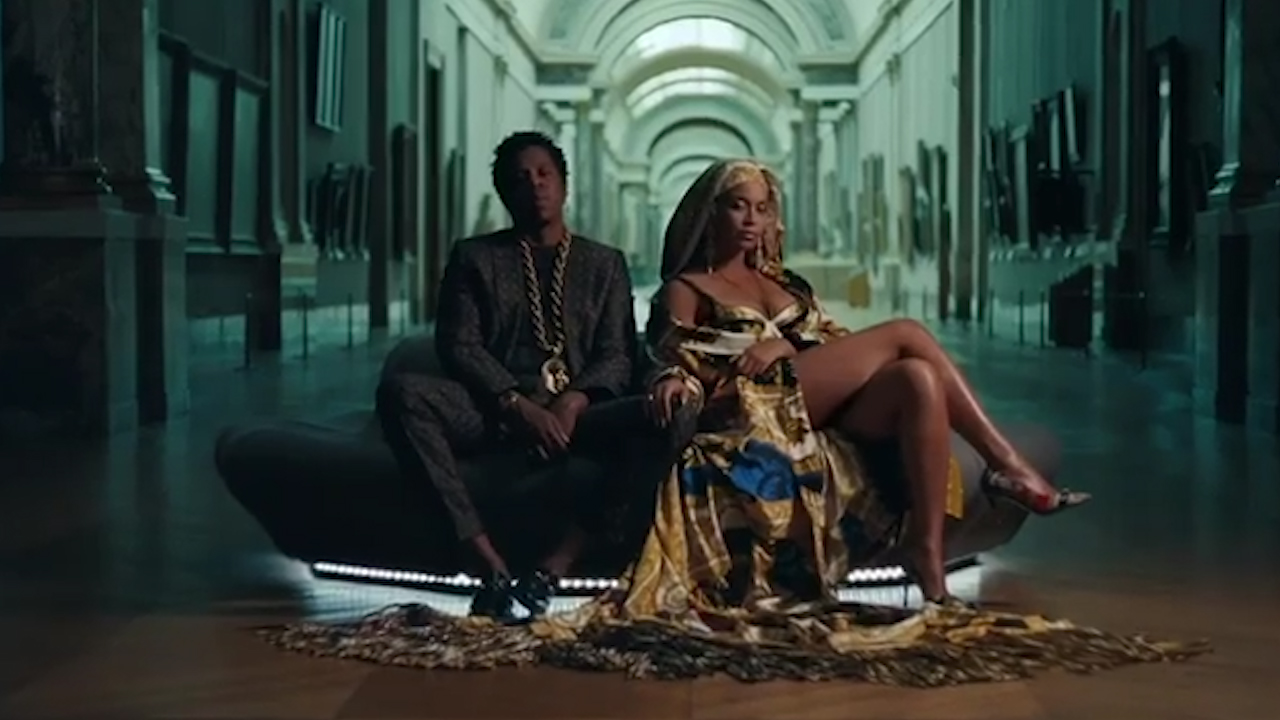 Jay-Z and Beyoncé music video from joint album Everything is Love