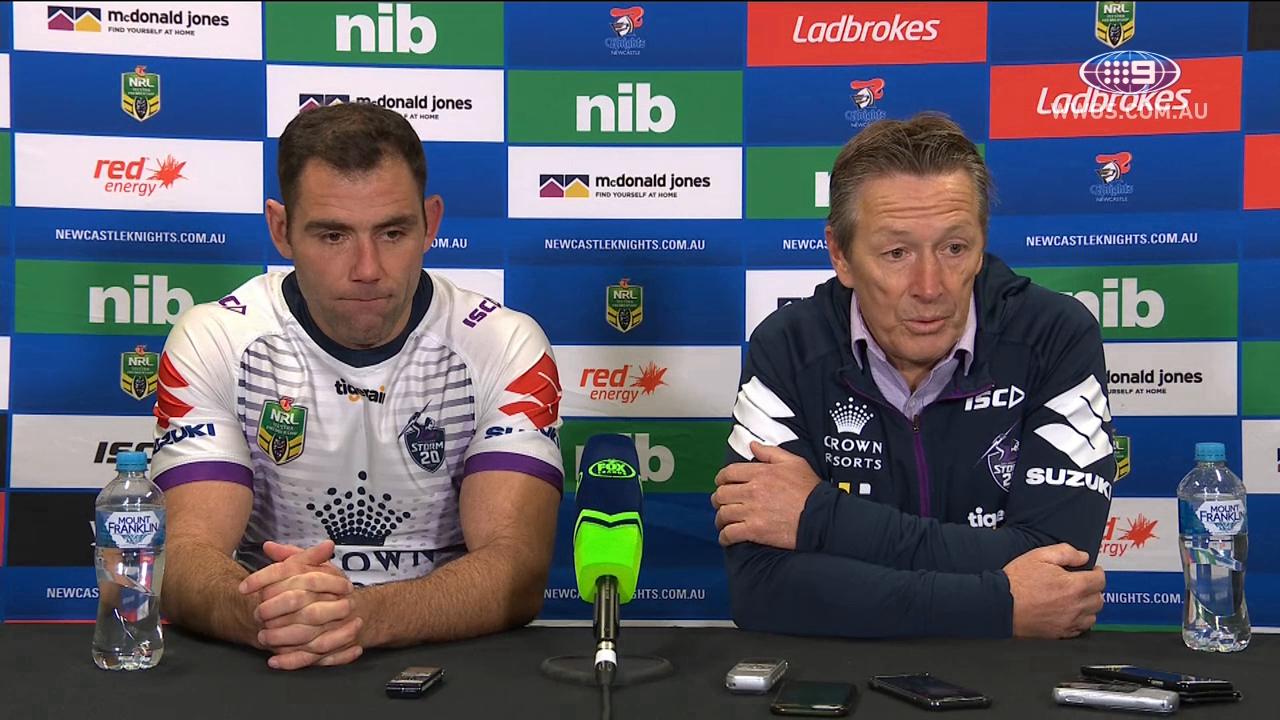 NRL Press Conference: Melbourne Storm – Round 15