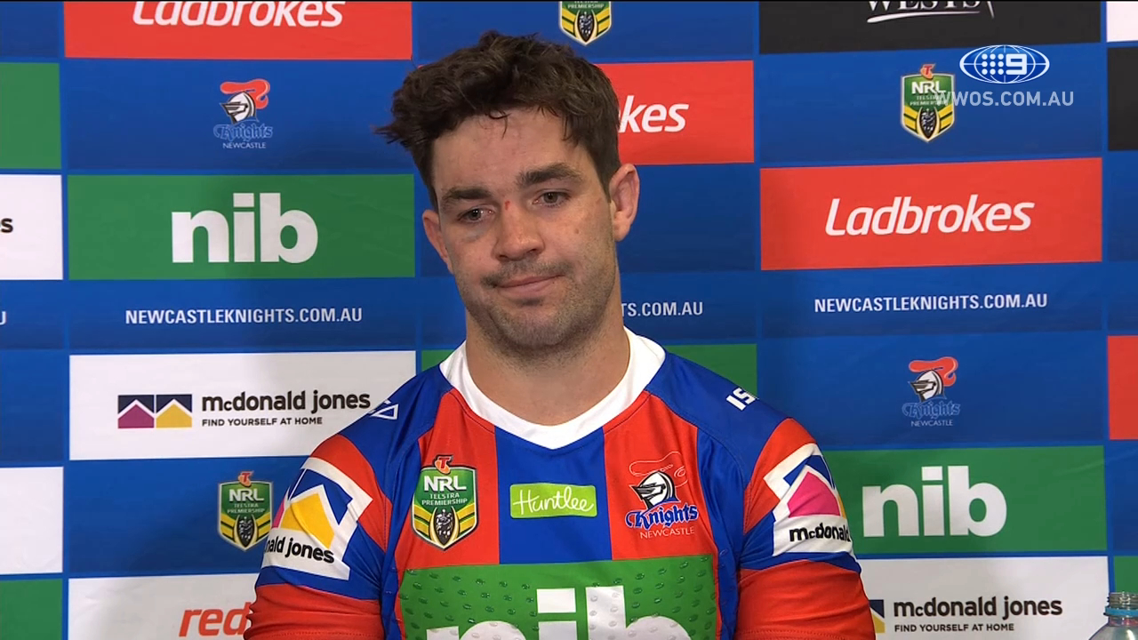 NRL Press Conference: Newcastle Knights – Round 15