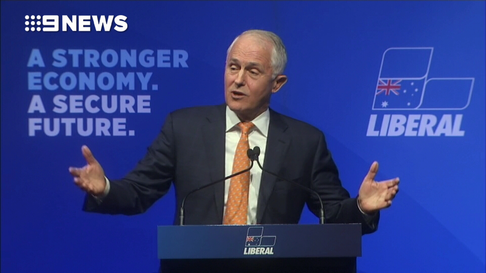 Turnbull's support at highest level since election