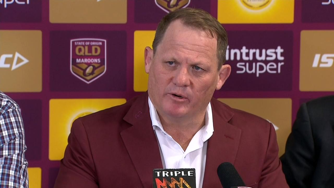 Walters announces Queensland team for Origin II