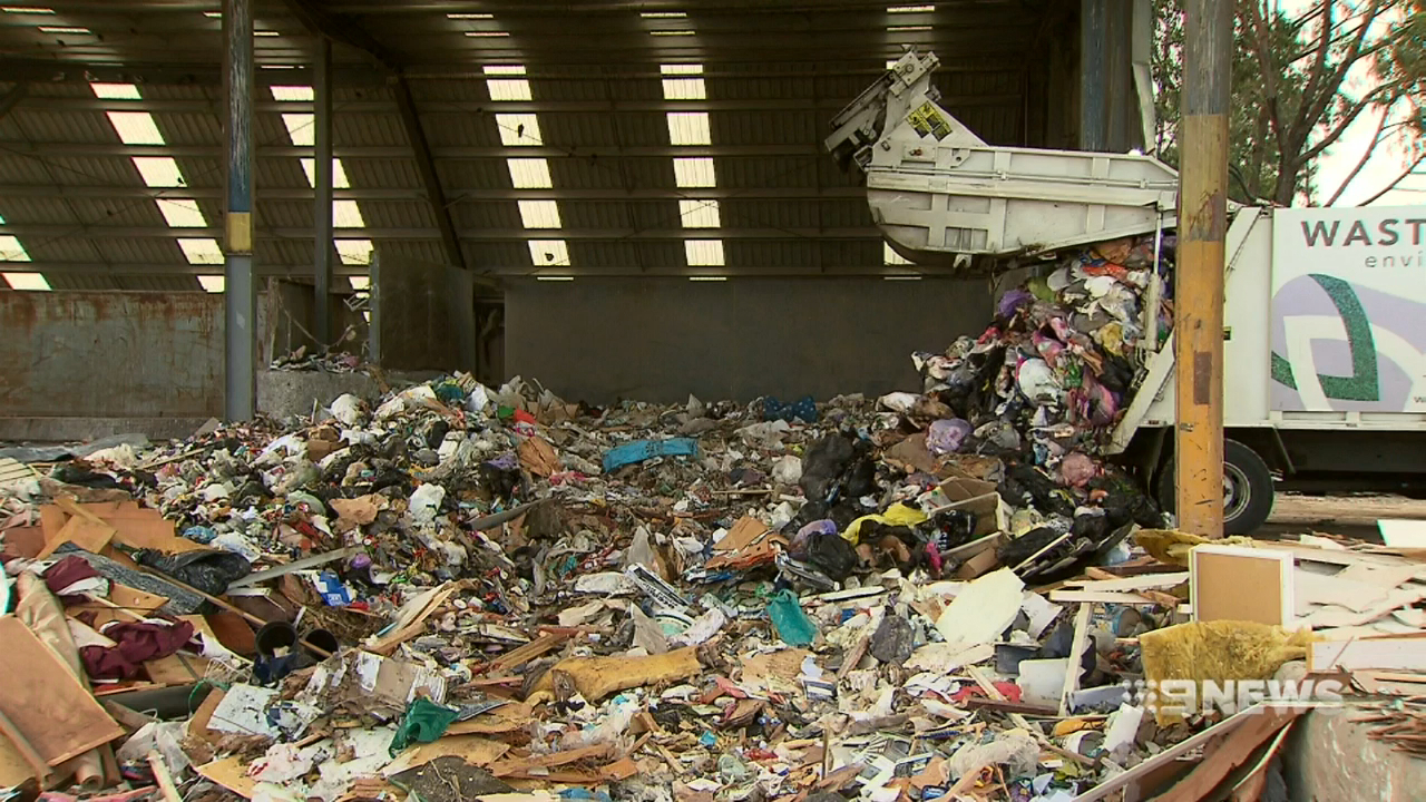 Victorian households to pay more for rubbish collections