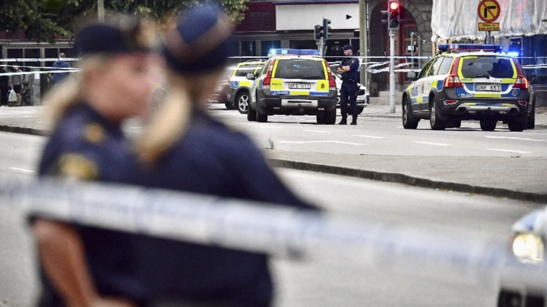 At least five injured in shooting in Sweden