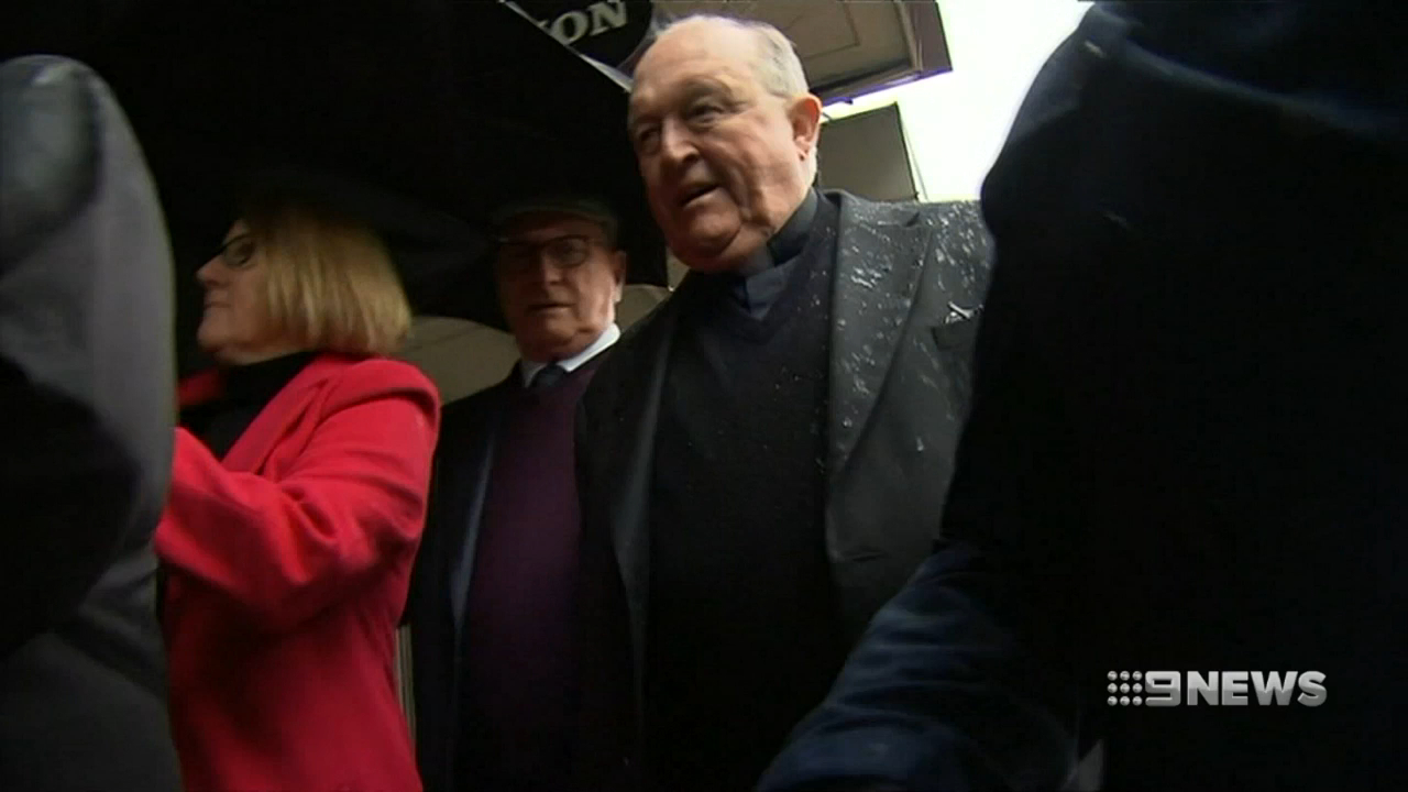 Adelaide Archbishop pleads to avoid prison