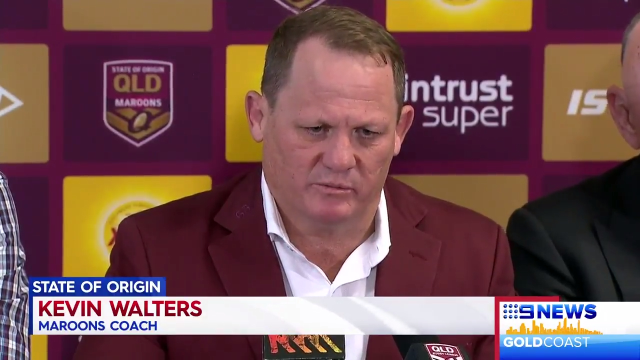 Walters hits out at critics of Queensland prop