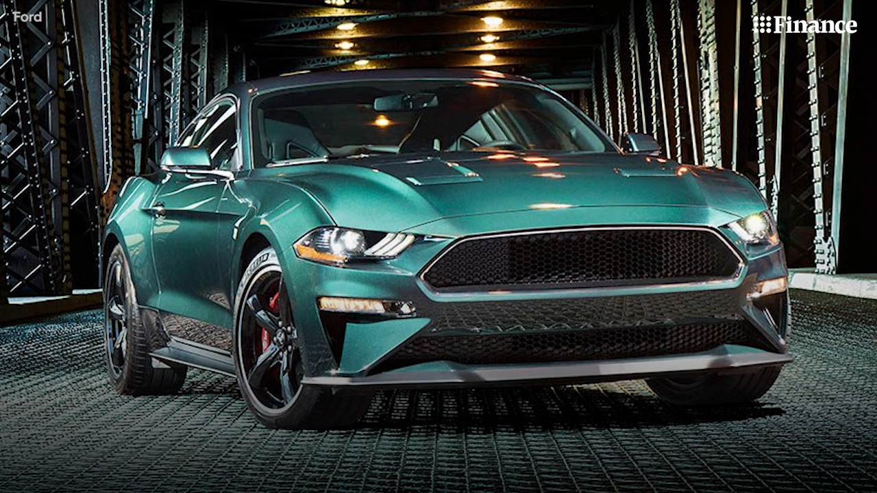 The Mustang Bullitt is coming to Australia