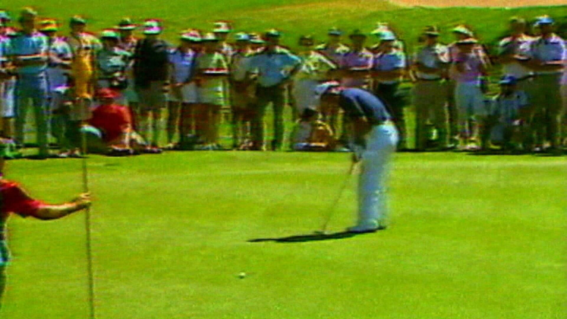 Australian golfer Peter Thomson dies aged 88