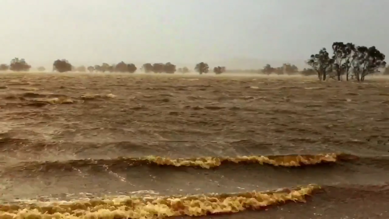 NSW farmer films the transformation of his land amid devastating drought