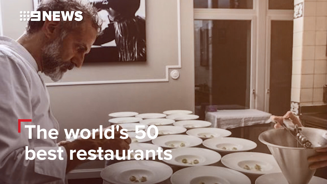World's best restaurants named