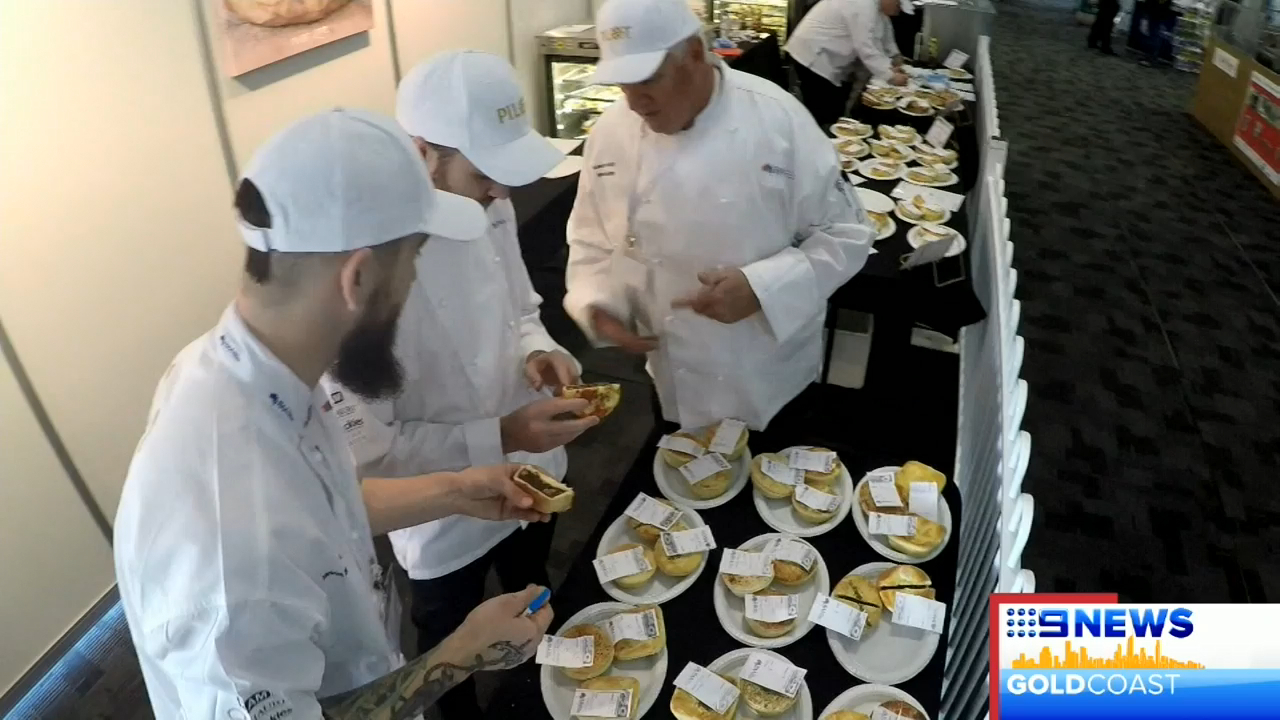 Pie competition heats up on the Gold Coast