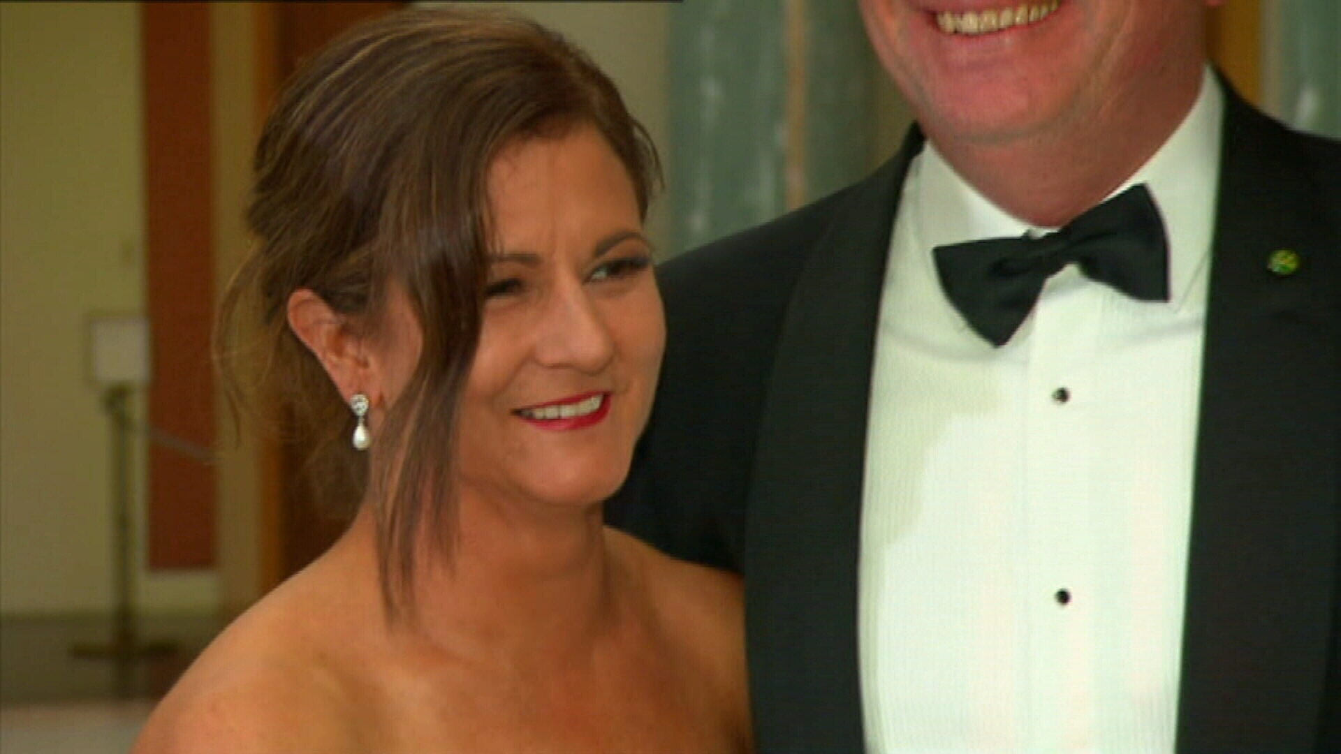 Estranged wife of Barnaby Joyce speaks publicly for first time