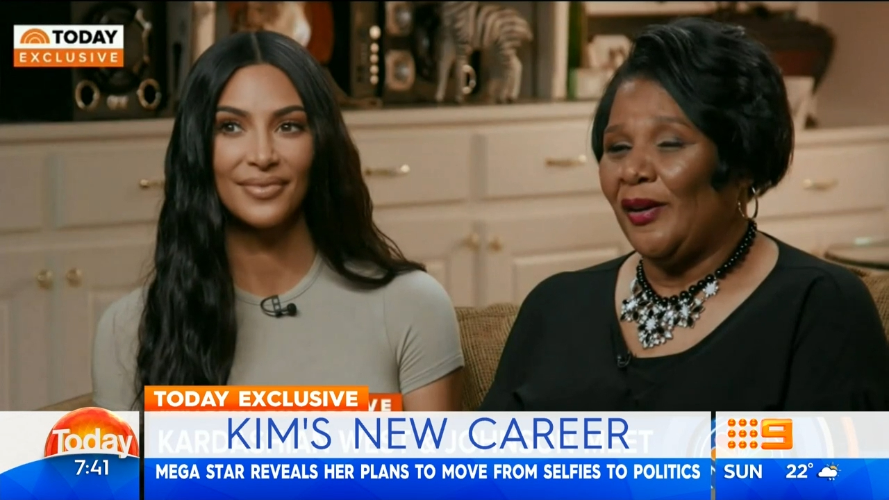 Kim Kardashian West to get into politics
