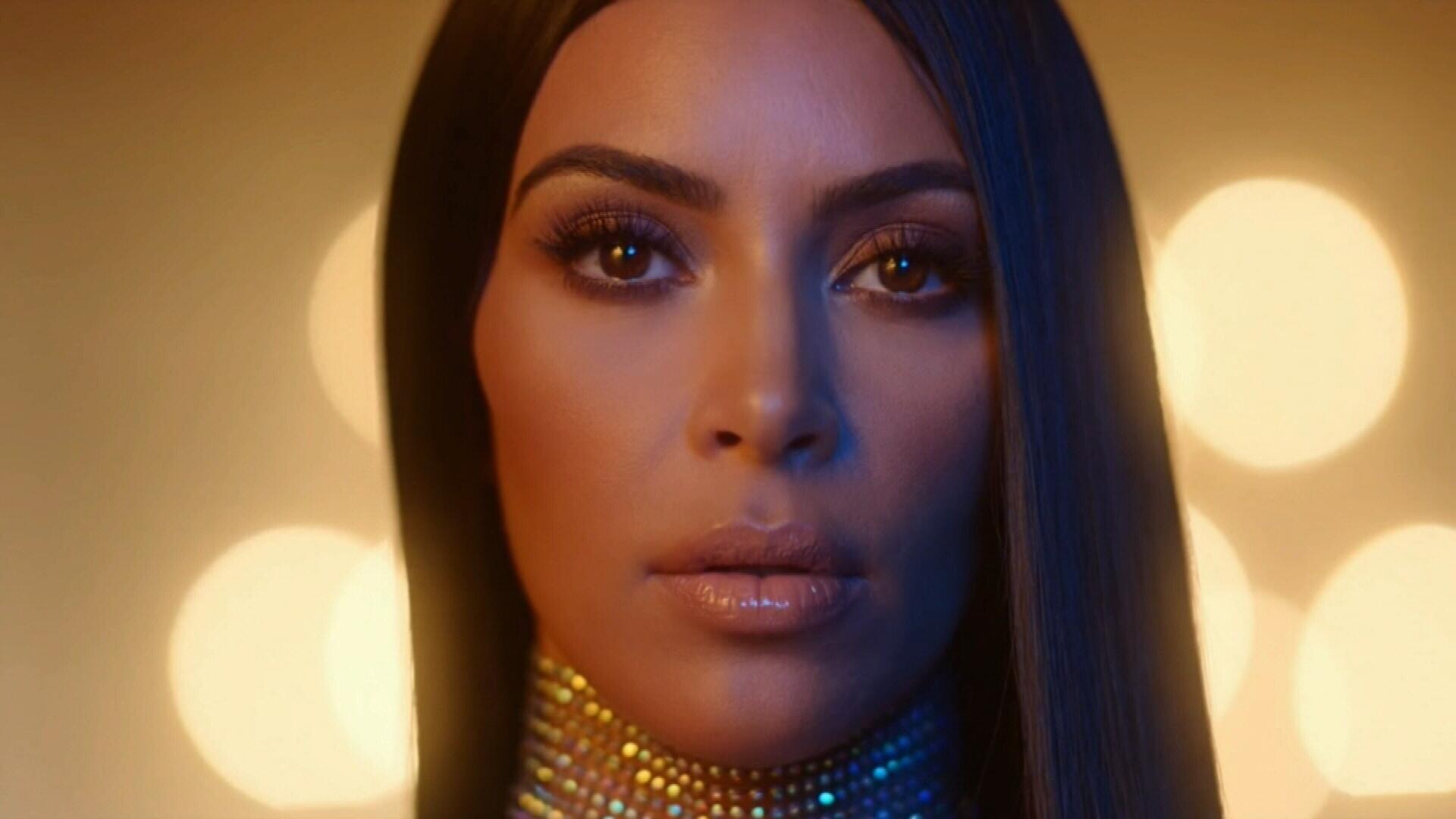 Kim Kardashian's bold new move