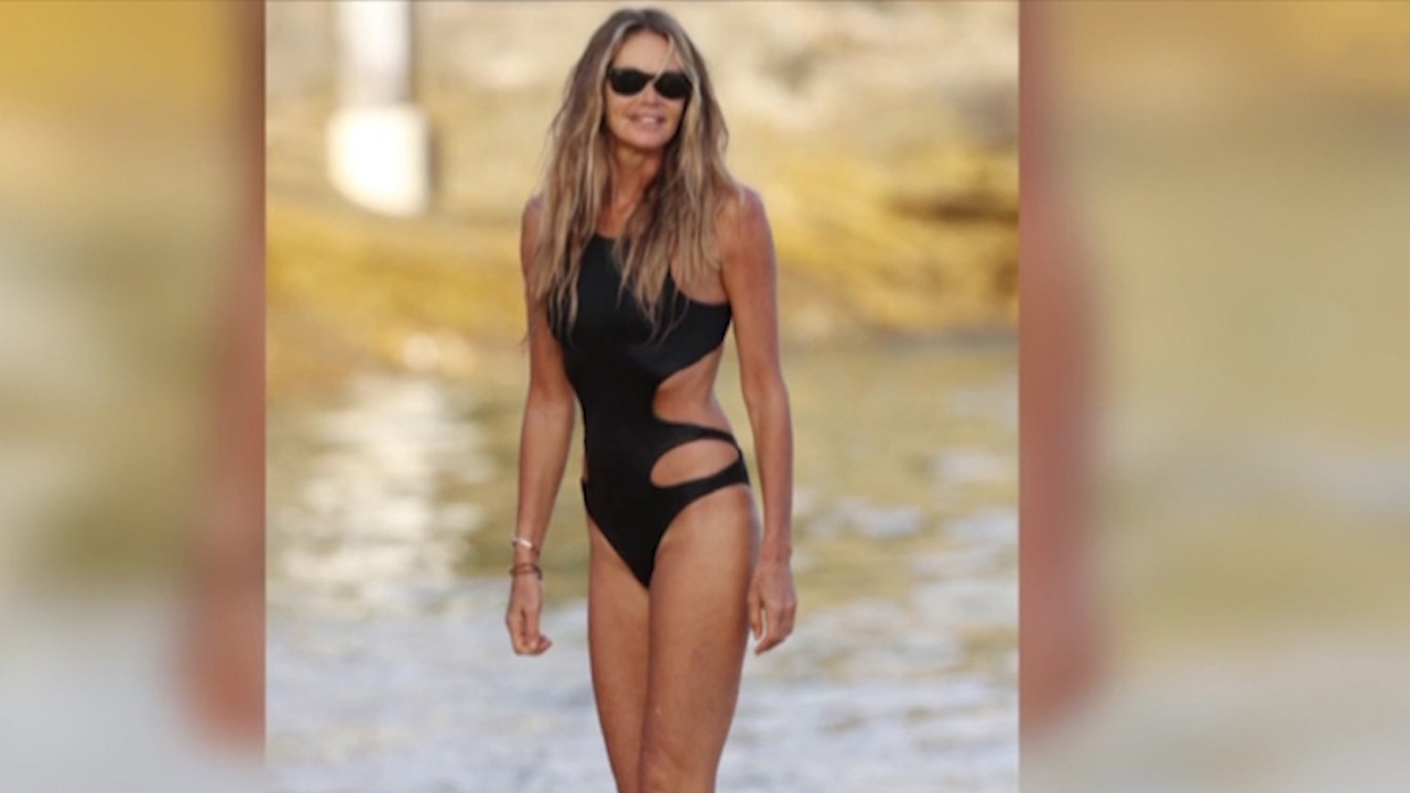 Elle Macpherson shares her tips for the perfect summer body