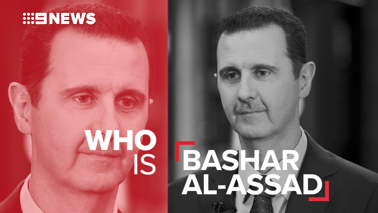 Who is Bashar Al-Assad?