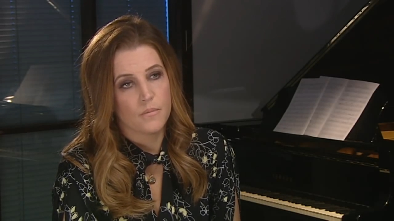 Lisa Marie Presley gets candid about her career lows