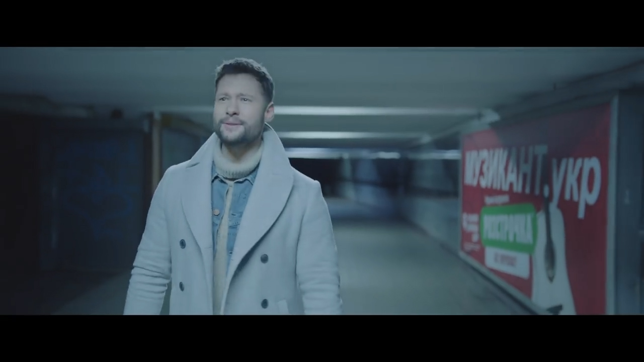 Calum Scott's music video for 'You Are The Reason'