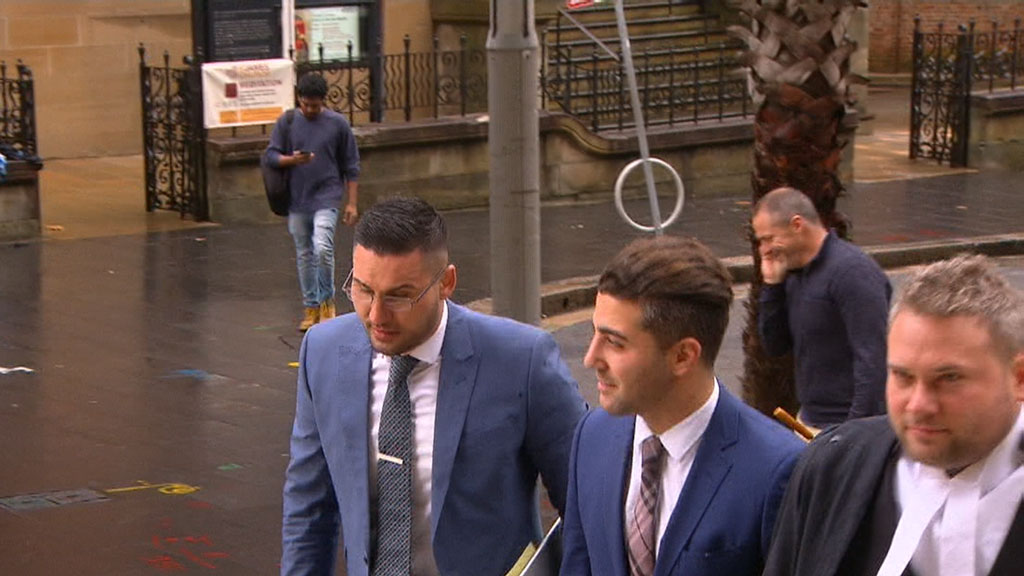 Salim Mehajer in court for financial affairs