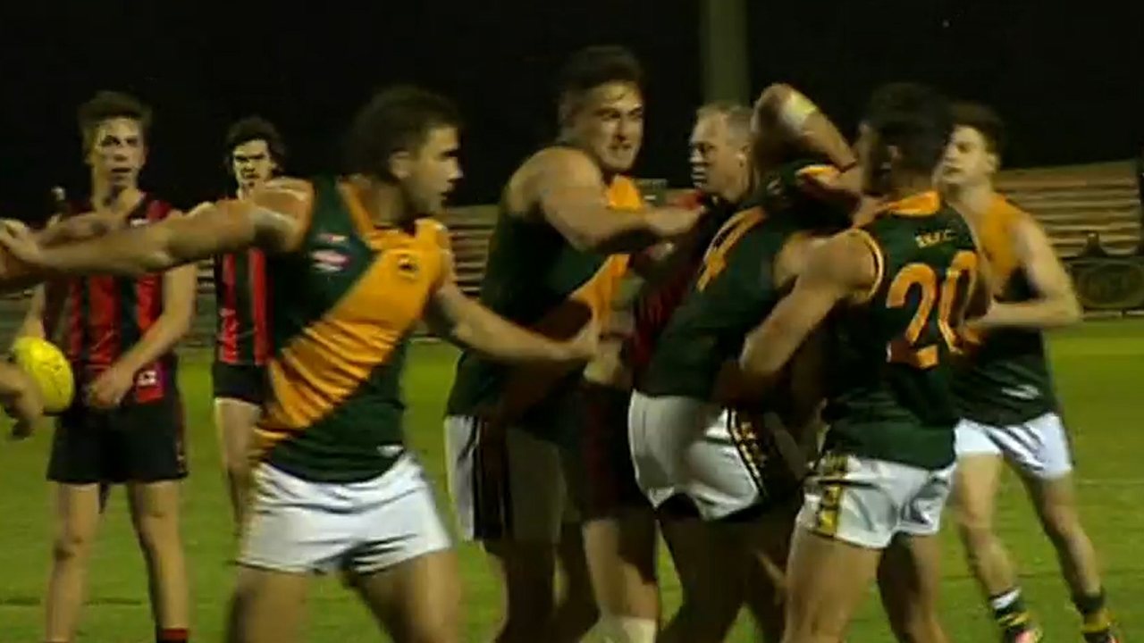 Footy club booted for 'violent attacks'
