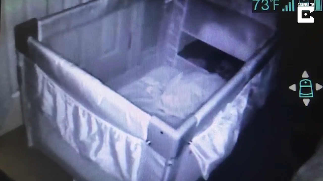Ghost Baby Face Seen In Nanny Cam 9honey