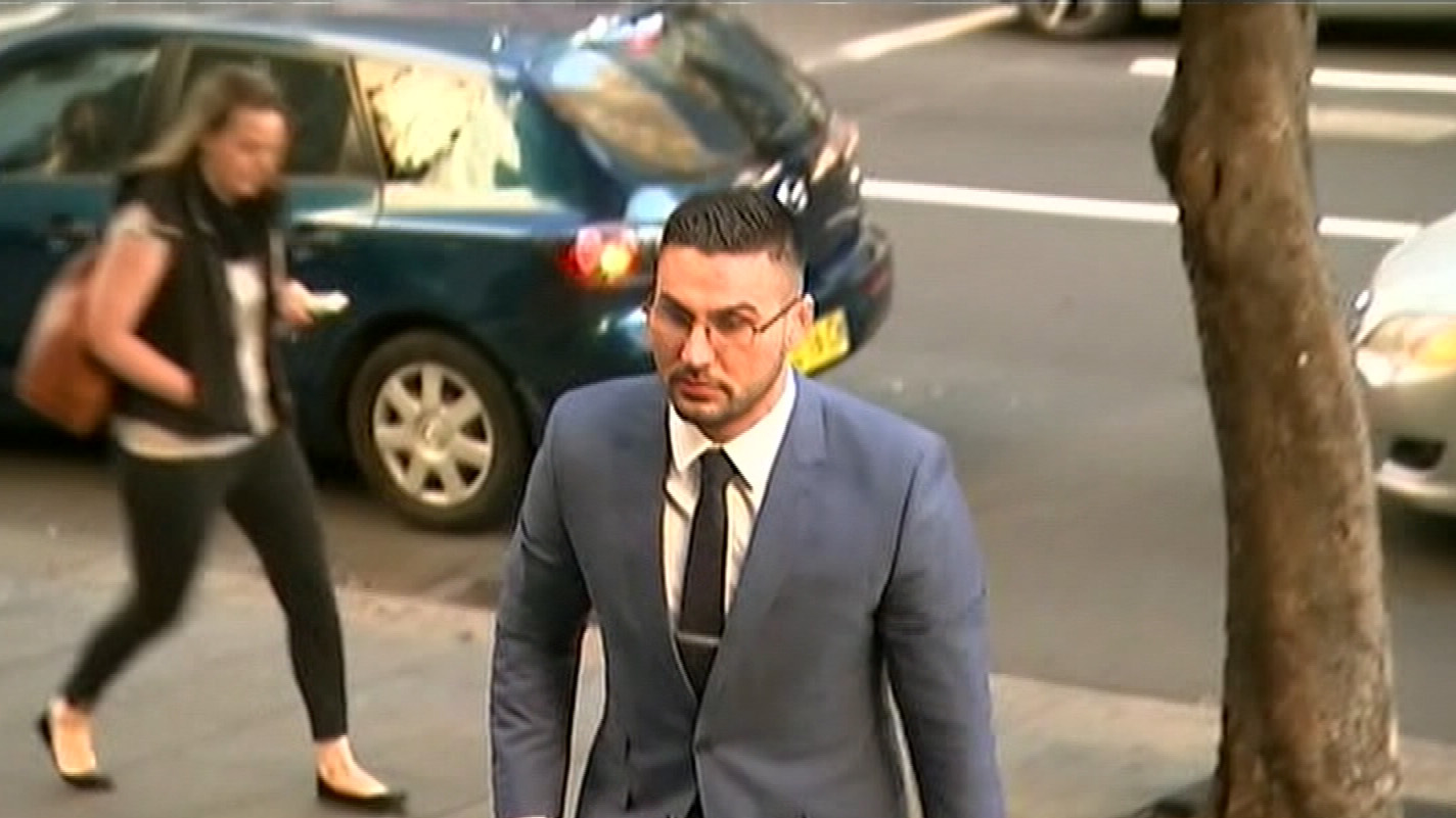 Salim Mehajer jailed over election fraud