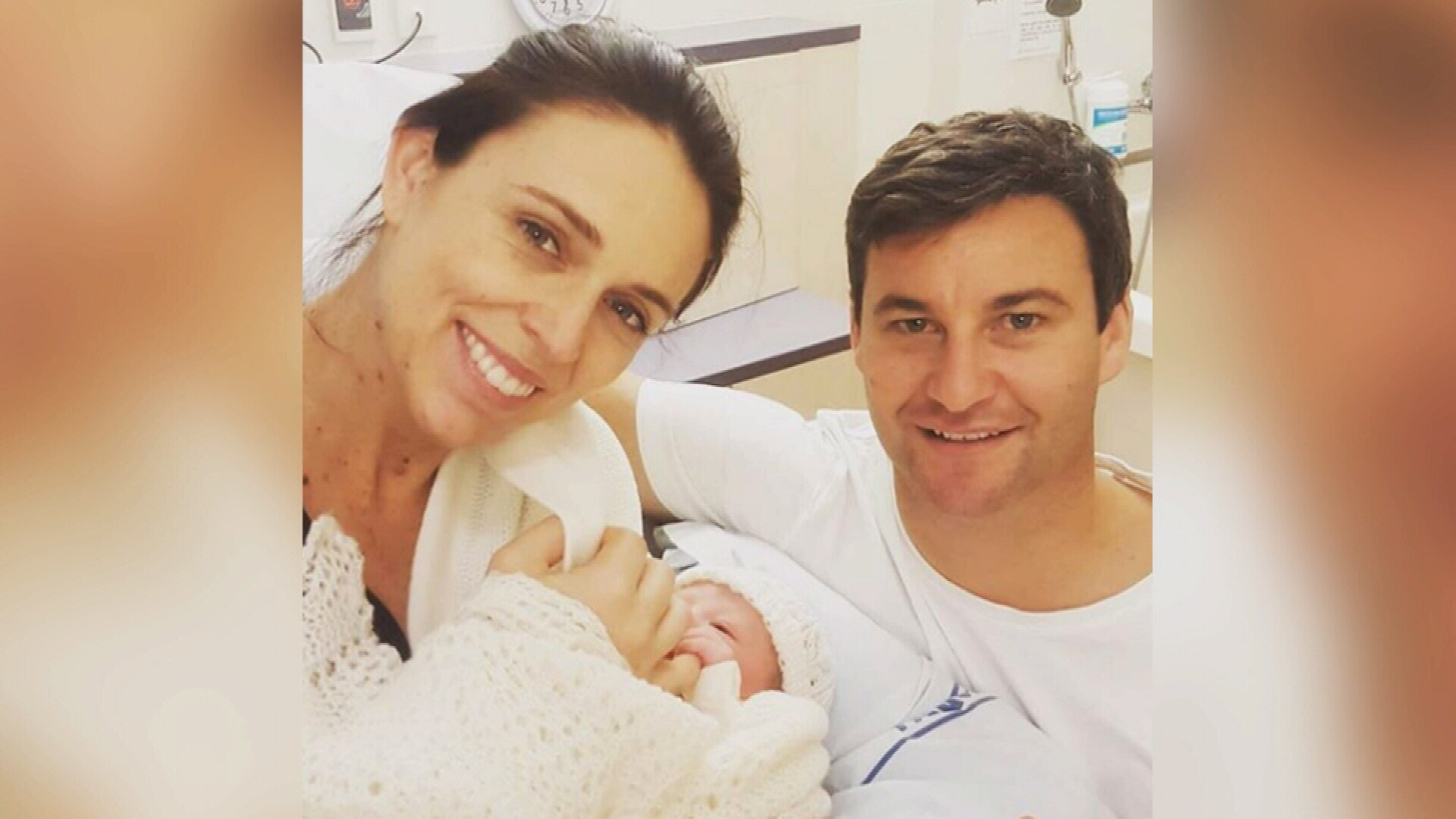 World leaders congratulate Jacinda Ardern on newborn girl