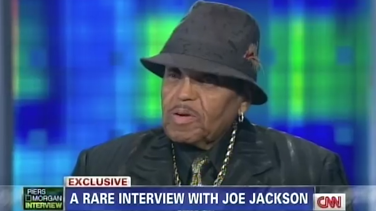Joe Jackson reflects on raising his famous children