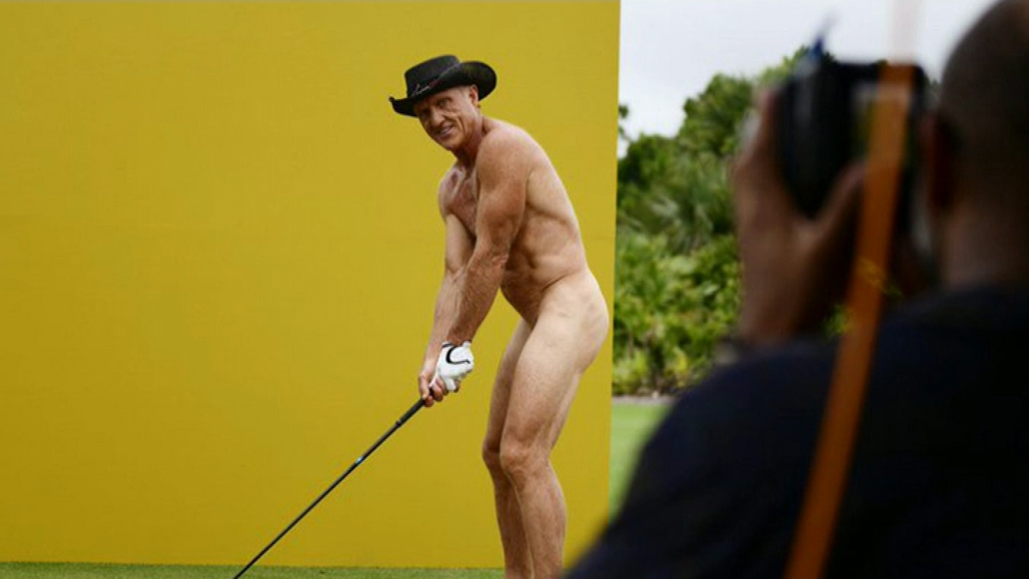 Greg Norman bares all in ESPN magazine