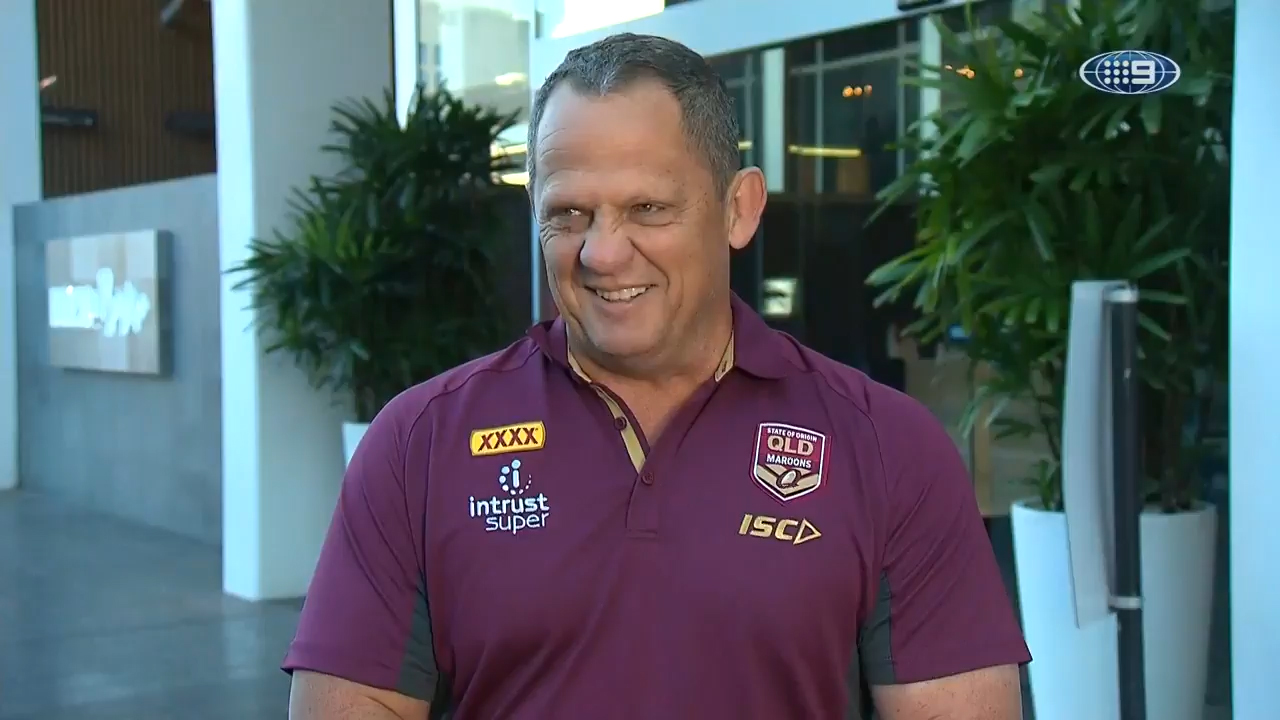 SUNDAY FOOTY SHOW: Walters receives reminder he's in enemy territory