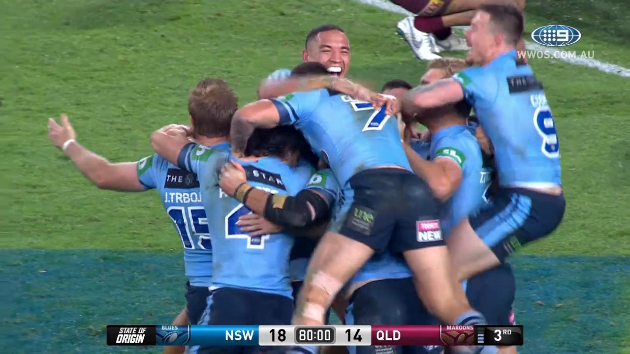 State of Origin Highlights: NSW v QLD - Game II