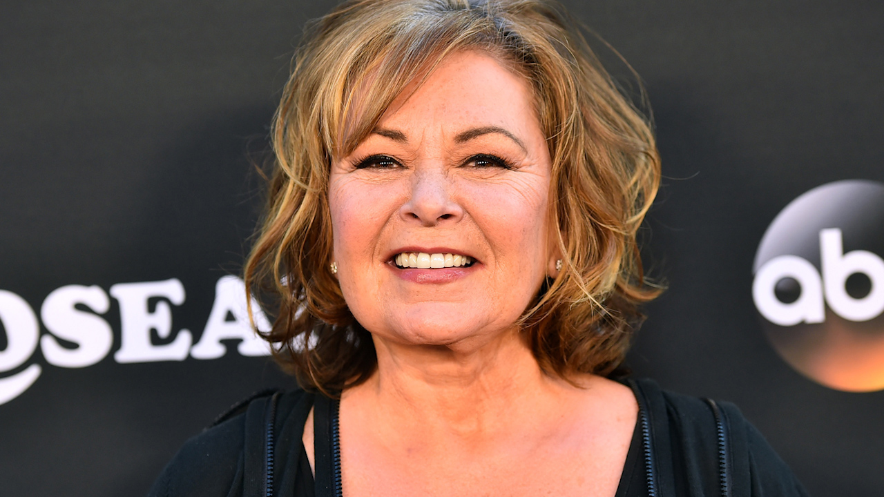Roseanne Barr gives emotional first interview since racist tweet