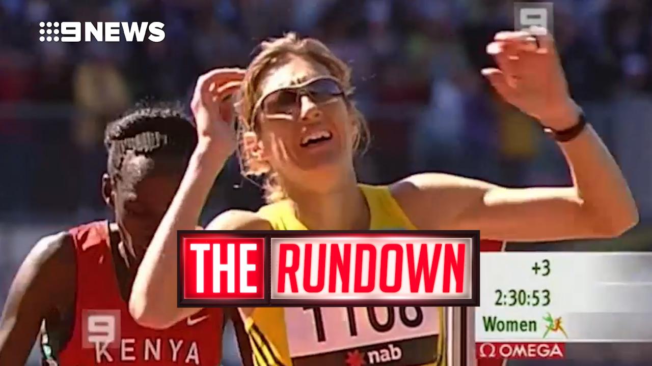 SNEAK PEEK: The Rundown - Kerryn McCann