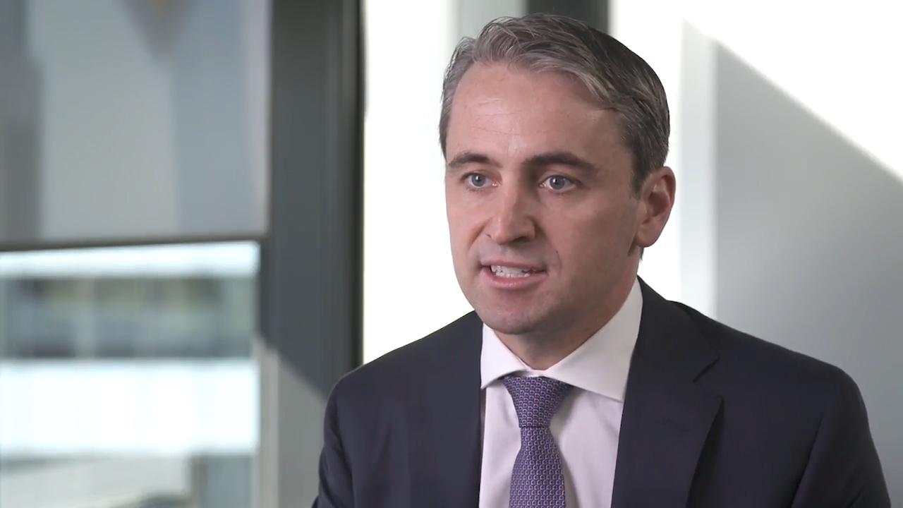 CBA CEO Matt Comyn on demerging the bank's wealth management arm