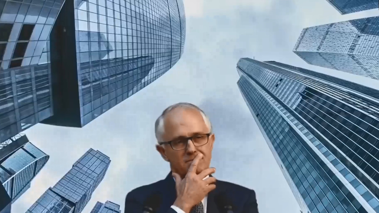 Labor ad attacks Malcolm Turnbull