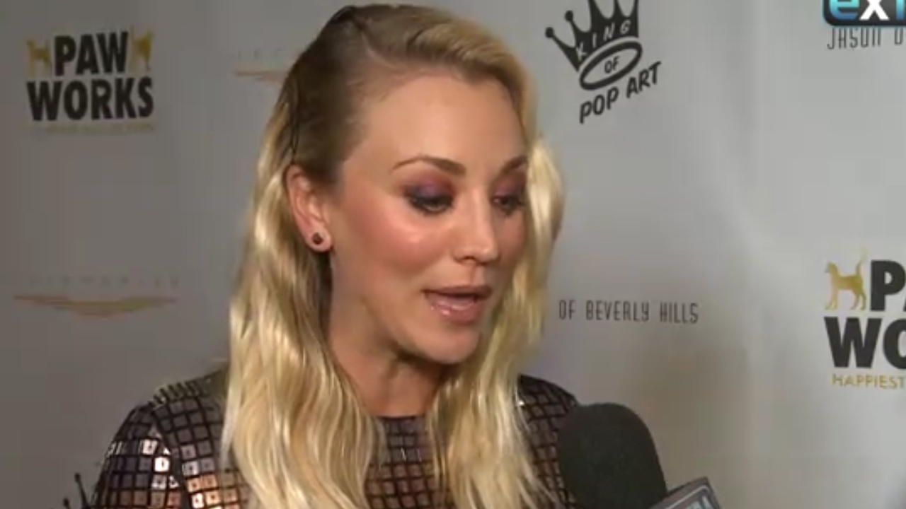 Kaley Cuoco reveals details on her upcoming wedding
