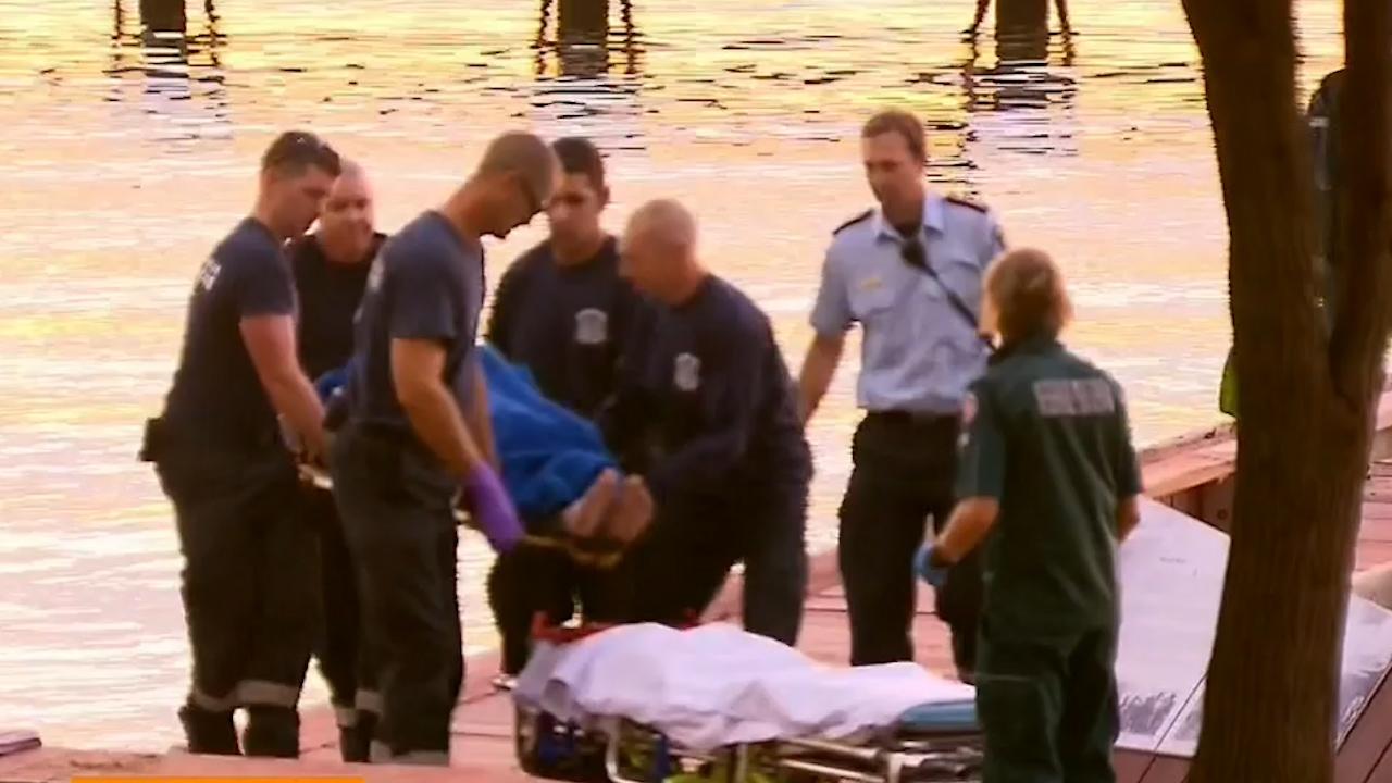 Man falls off Perth cliff