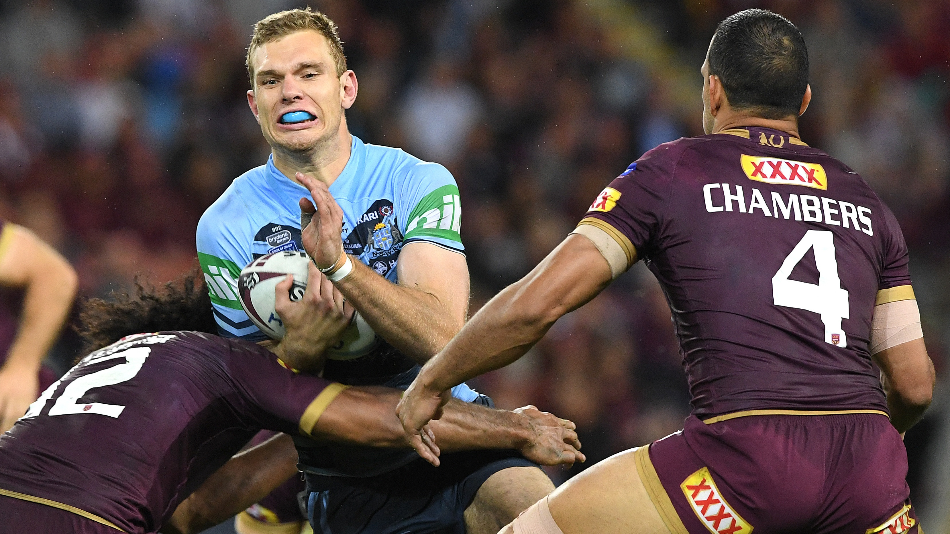 State of Origin: Big Hits - Game III