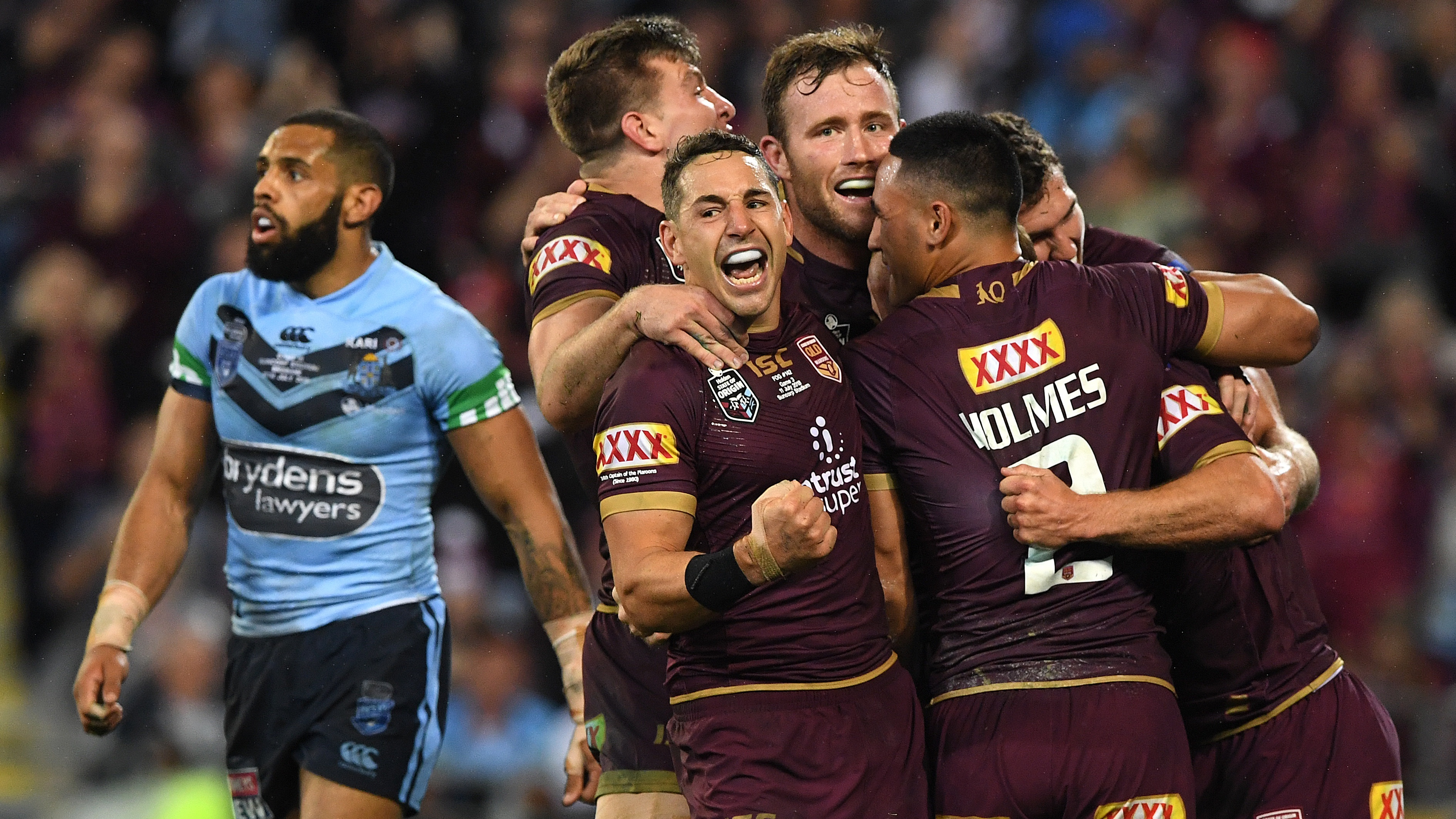 State of Origin Highlights: QLD v NSW - Game III