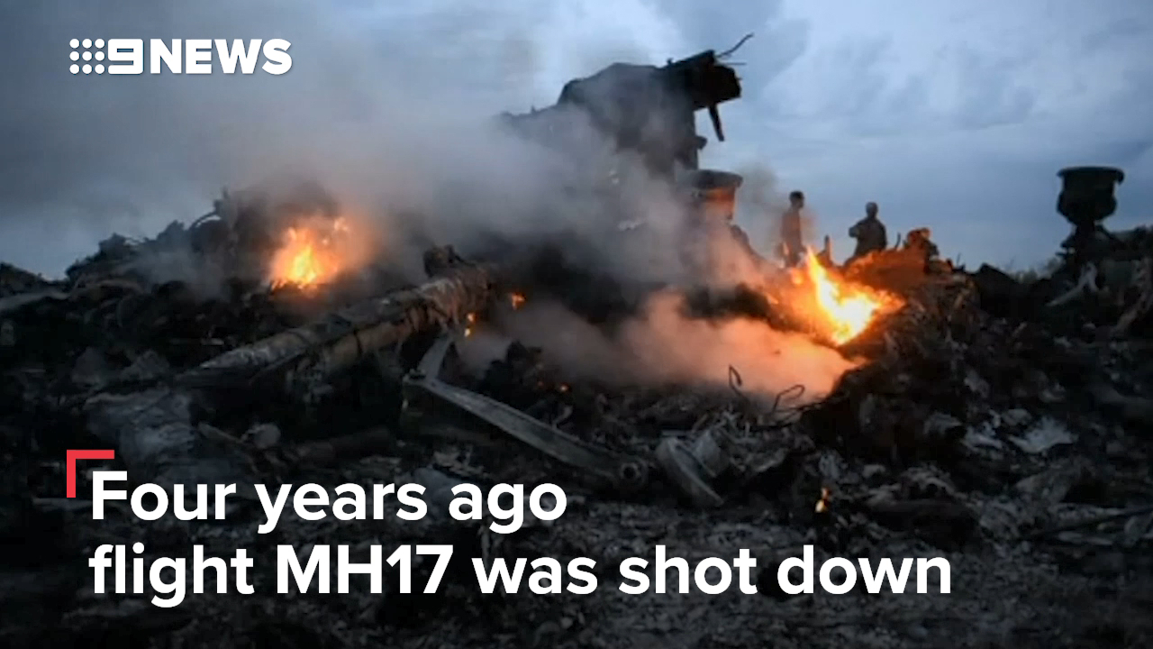 Four-year anniversary of the MH17 tragedy