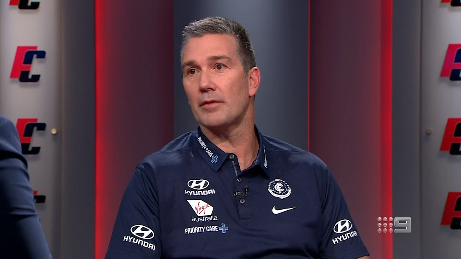 Silvagni pleads for patience