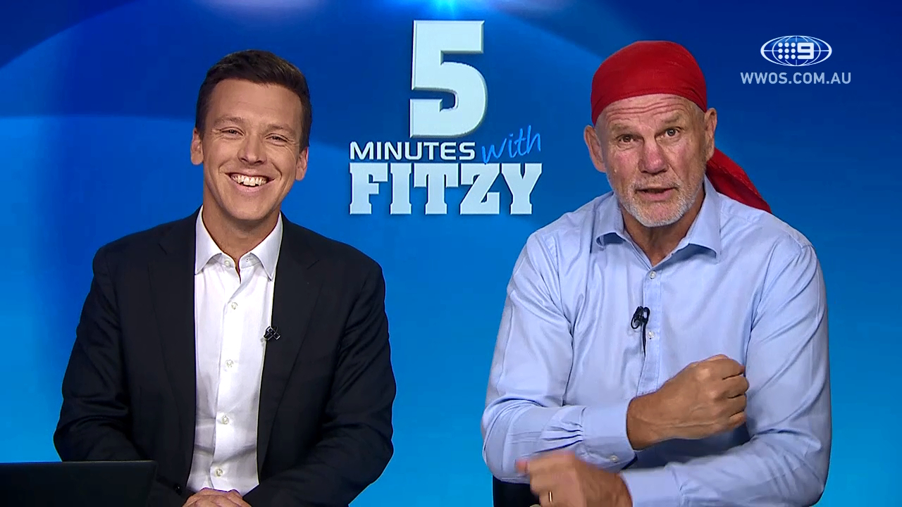 5 Mins with Fitzy: He will not turn up for the A-League
