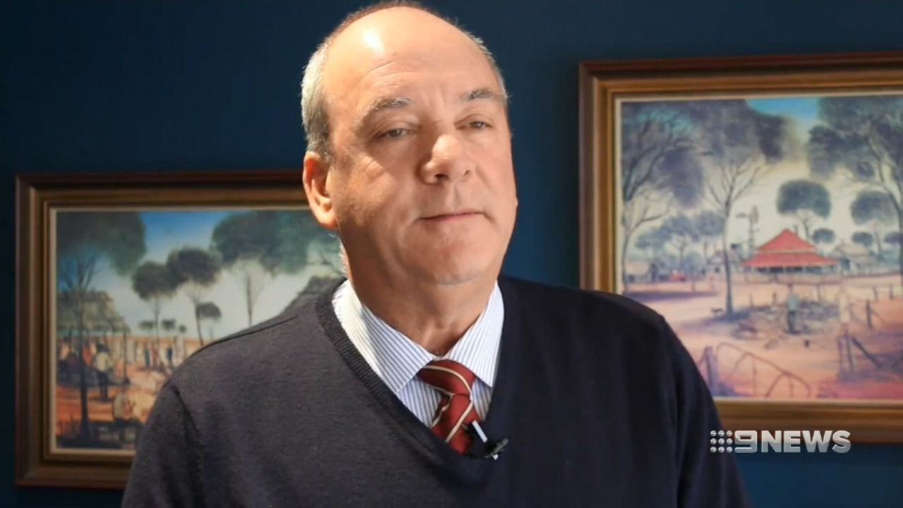 Daryl Maguire will continue as an independent.
