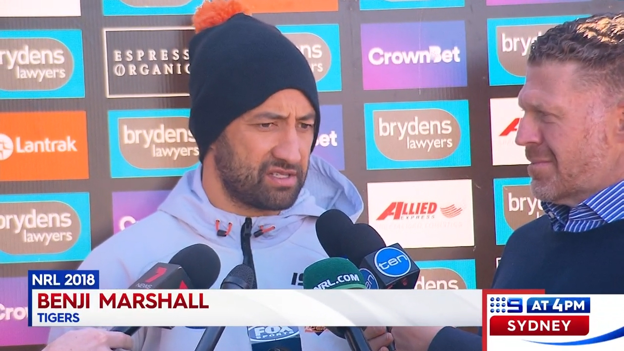 Marshall says Farah can play on