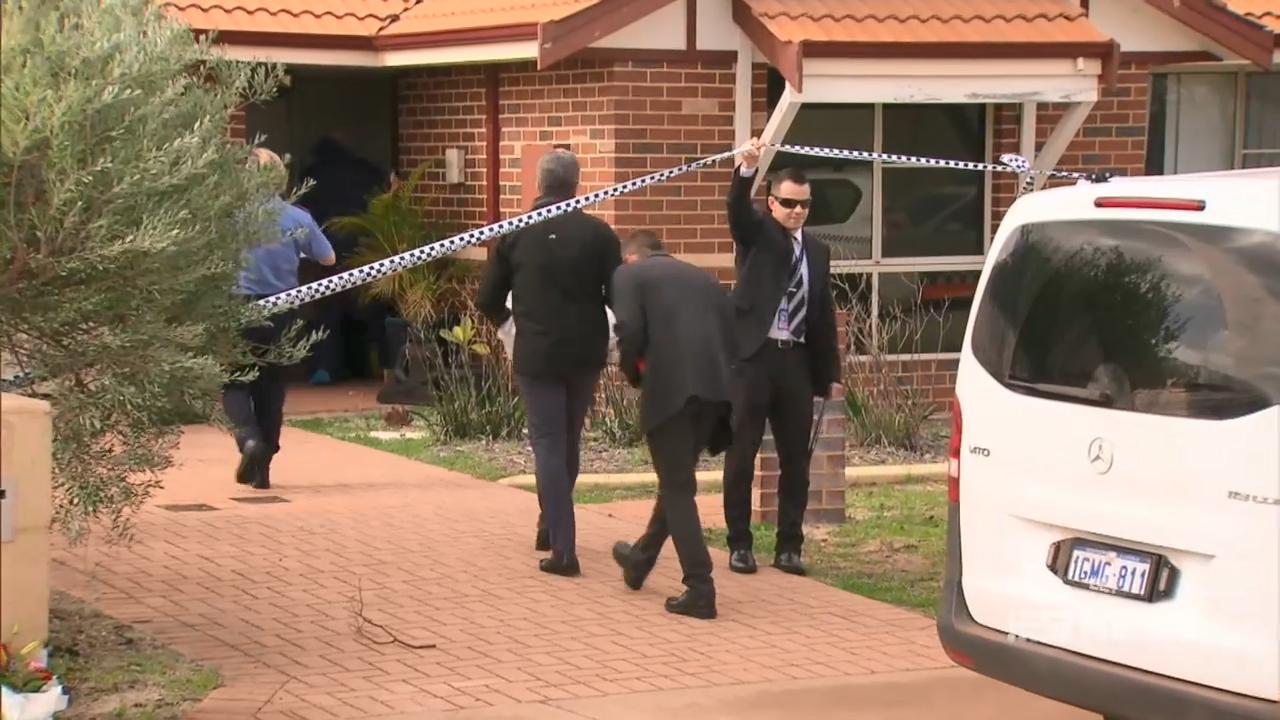 Teen sought medical help before alleged murders